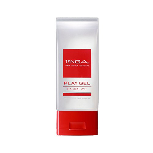 TENGA Play Gel Natural Wet Tenga Play Gel Natural Wet [Water Shii! Realistic Moisture Highly Functional Lotion]