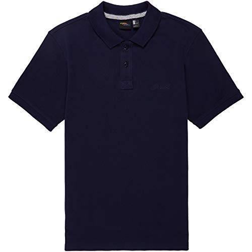 O'NEILL LM Pique Polo pour Homme S Rose