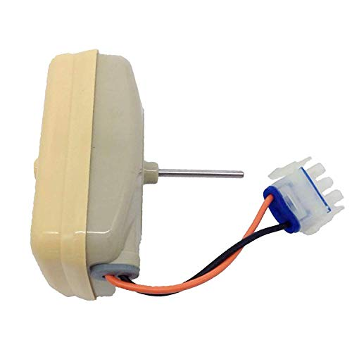 Refrigerator Evaporator Freezer Fan Motor Assembly for General Electric GE WR60X10141 WR60X10138 WR60X10346 WR60X10072 WR60X10046 WR60X10045 WR60X23584