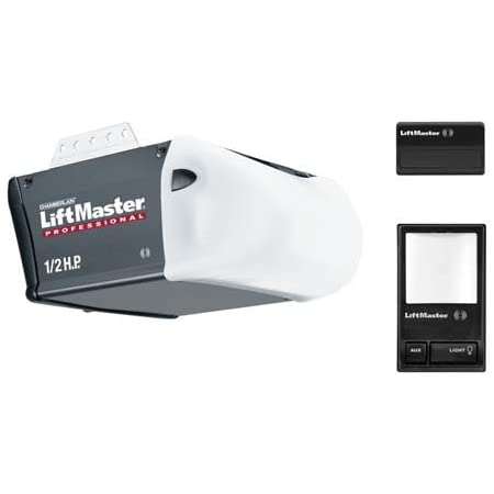 Liftmaster 3255 Contractor Series 1 2 Hp Chain Drive W O Rail Assembly Garage Door Hardware Amazon Com