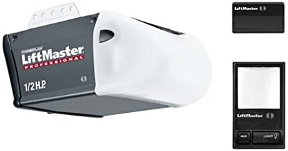 LiftMaster 3255 Contractor Series 1/2 HP Chain Drive W/O Rail Assembly