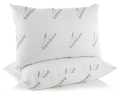 Essence of Bamboo Bed Pillow 2pk