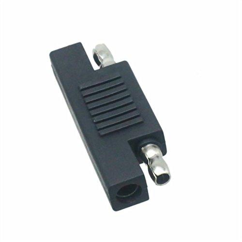 Battery Tender SAE to SAE Flat Plug Adaptor Charge Mobile Camera 12v DC Power