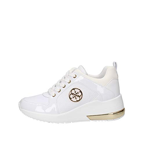 Guess Sneaker Low Jaryds Weiss Damen - 41 EU