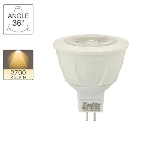 XANLITE LB806G - Lampadina LED standard A60, colore: Bianco caldo