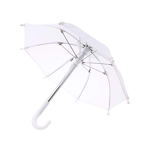 zhoujinf Mini-Regenschirm für Blythe American Puppe 45,7 cm Puppe Zubehör Baby Fotografie Requisiten Kinder Spielzeug 4