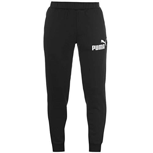 PumaHerren Pullover Mehrfarbig Schwarz / Weiß