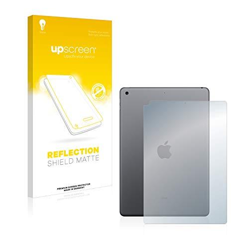 upscreen Entspiegelungs-Schutzfolie kompatibel mit Apple iPad WiFi 10.2
