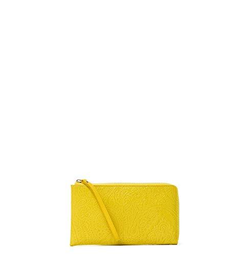Etro Luxury Fashion Donna 1F2732744700 Giallo Portafoglio | Primavera Estate 19
