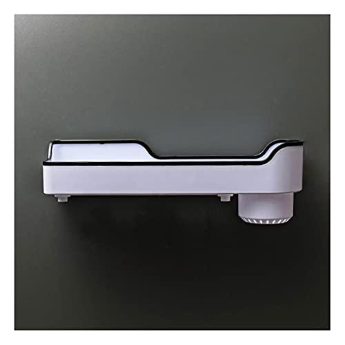XuuSHA Soportes de baño Champú de baño Estante de Ducha, Soporte Tallador de Almacenamiento de Cocina, Estante de Ducha de Esquina montada en la Pared Accesorios de baño Organizador de baño