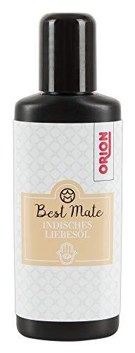 ORION Massage-Öl Jasmin 50 ml - anregendes Massageöl, mit pflegendem Jojoba-Öl, zur sinnlichen Entspannung, für Paare