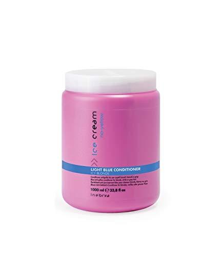Inebrya Ice Cream Light Blue Conditioner Balsamo - 1000 Ml