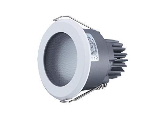Plafondverlichting, plafondlamp, plafondlamp, plafondlamp, plafondlamp, plafondlamp, LED waterdicht IP65 Cob Ceiling 12W AC Bathroom Kitchen Hotel Shower Room LED anti-condens downlight schijnwerper