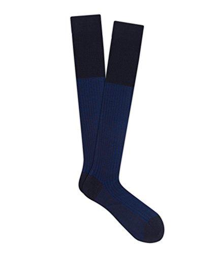 Soxiety Herren Socken Blau Blau