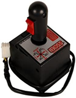 boss snow plow joystick controller