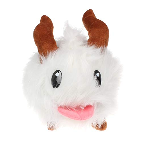 fxwl Juguete de Peluche 25cm Nuevo LOL Poro Plush Toy Super Cute & Soft Kids Toys Gift