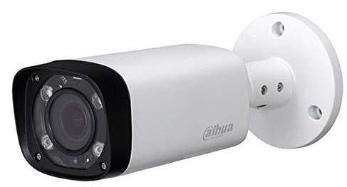 Dahua - Cámara Bullet 4 Mpx IP POE Profesional, Varifocal y con...
