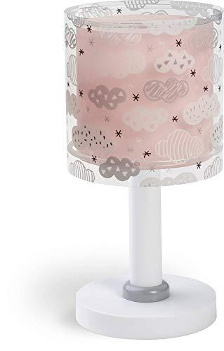 Dalber 41411S - Lámpara de mesa Clouds Rosa