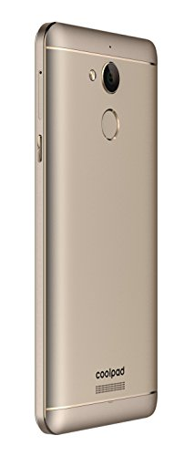 Coolpad Note 5 (Royal Gold, 32 GB) Unlocked Dual SIM (4G+4G) with VoLTE