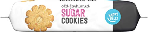 Amazon Brand - Happy Belly Old Fashioned Sugar Cookies, 12 Ounce