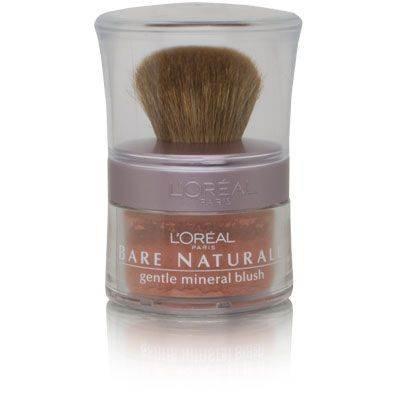 L'Oreal Paris True Match Naturale Gentle Mineral Blush, 0.15 Ounce