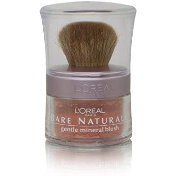 L'Oreal Paris True Match Gentle Mineral Blush, Bare Honey [492] 0.15 oz