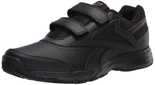 Reebok Men Work N Cushion 4.0 Walking Shoe, Cold Grey/Black, 13