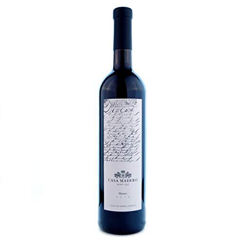 Vino Tinto Casa Madero Shiraz 750 ml