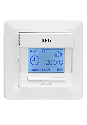 AEG Haustechnik 229702 FRTD 903, Komfortregler weiß