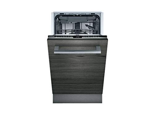 Siemens SR63HX65ME – Lavavajillas totalmente integrable, 45 cm