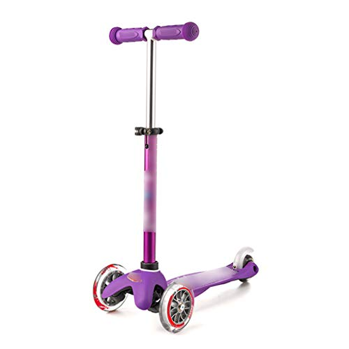 For Sale! Kick Scooters Scooter Children Scooter Foldable Three-Wheeled Scooter 2-5 Years Old Childr...