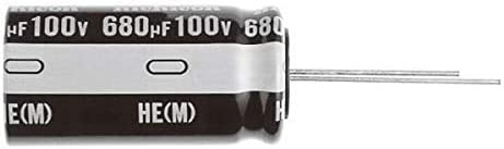 Aluminum Electrolytic Capacitors - Challenge the New products, world's highest quality popular! lowest price Radial 680uF Leaded 100volts