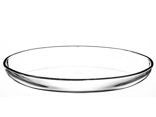 Borcam Glasschale, Servierschale, Oval, 6725 cc. von Pasabahce