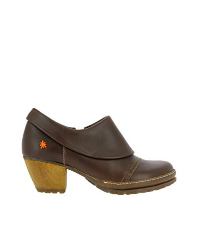 Art Company 0501 Heritage Brown/Oslo Braun Damen 42 Schuhe Mit Hoher Absatz Reissverschluss