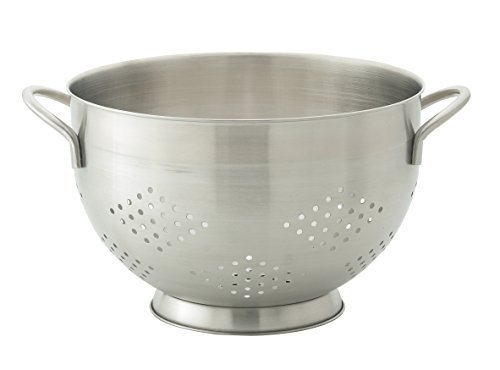 HIC Brands that Cook Essentials 5-quart stainless steel Colander by HIC Harold Import Co.