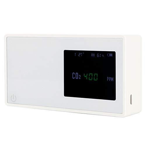 Omabeta CO2-Detektor Luftqualitätsdetektor stabile Leistung Luftqualitätsmonitor für den Außenbereich ab Werk