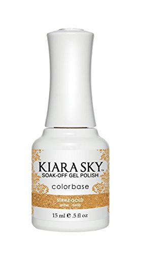 Kiara Sky gel polish, Kiara Sky gel nail polish
