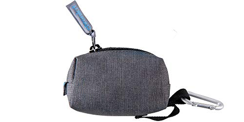 Asthmaspray Schutztasche mit Karabinerhaken - geeignet für alle gängigen Asthmasprays | schützt das Asthmaspray vor Schmutz und Verunreinigung | Spraybag