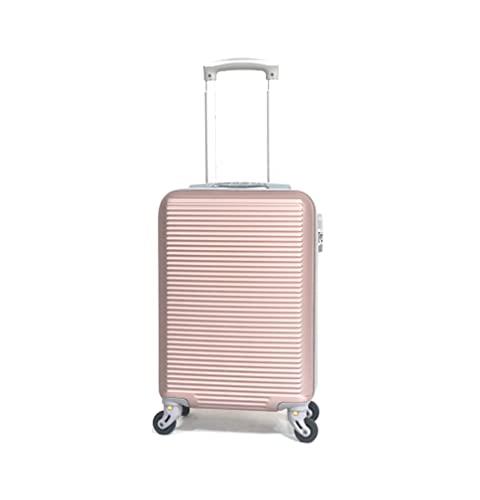 Valigia cabina/media/grande con o senza Vanity, marca francese, Oro rosa: 5859, Taille Enfant,