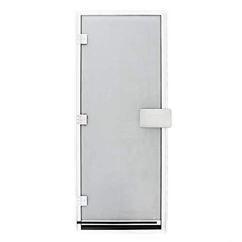 /81/cm blanc 80/x H 185/cm 76/ Forte BS231000001/Cabine de douche Skipper Domino Ouverture au choix Gauche//Droite r/églable