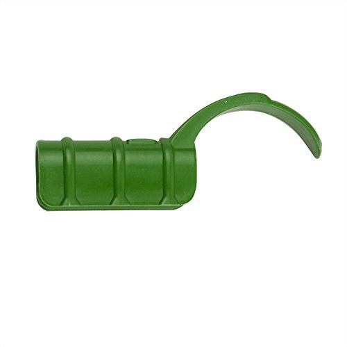 Clip connecteur pour cage à tomates Treillis pour plantes Piquets pour Plantes 16 mm 12 pcs 12 Snap Clamp Clips