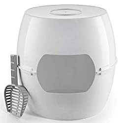 best dog proof litter box - KittyTwister DUO