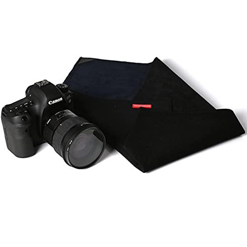 Paño de Embalaje de la Cámara, Cubierta Protectora de Equipo Fotográfico, Utilizado para Envolver Cámaras SLR, Lentes, Binoculares, Videocámaras, Trípodes, Filtros, Computadoras Portátiles, PDA, etc