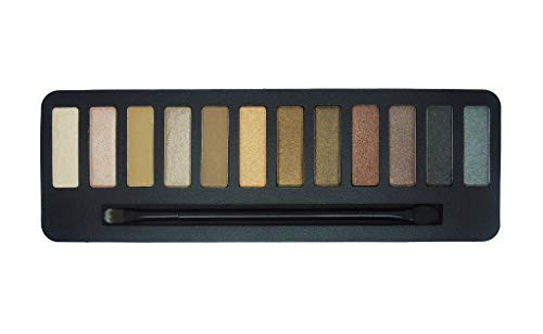 W7 | Eyeshadow Palette | Lightly Toasted Eyeshadow Palette | 12 Shades