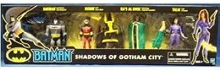 Batman SHADOWS OF GOTHAM CITY 4 Figure Set Robin Talia Ra's Al Ghul NEW SEALED