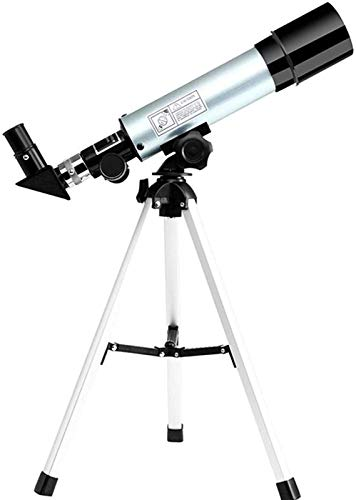 ZHAOJ Telescopes for Astronomy Beginners Kids ,Refractor Telescope Astronomical Telescope with Finder Scope Tripod for Stargazing