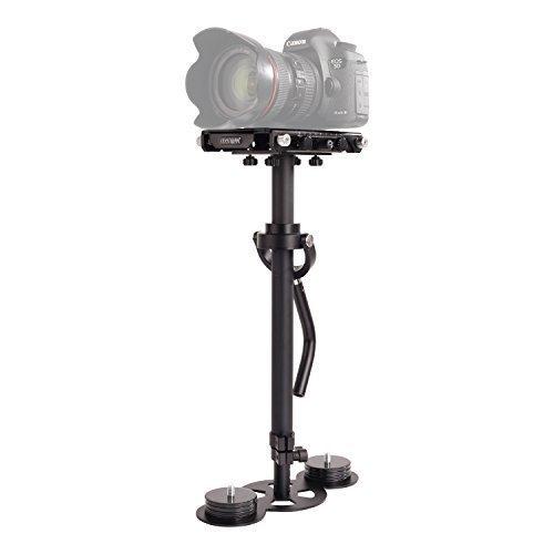 Sevenoak SK-SW02N - Soporte Steadycam para cámaras DSLR y videocámaras, versión 2, negro