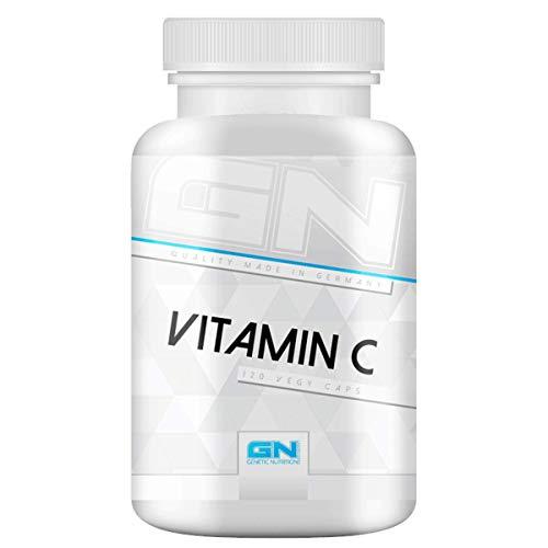 Gn Laboratories GN Laboratories Health Line Vitamina C Essenziale Solubile in acqua Salute Sistema immunitario 120 Caps - 120 g