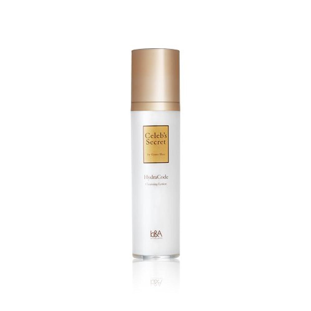 半島伝える落花生BigBang Top [K cosmetic][K beauty] Celeb's-Secret HydraCode Cleansing Lotion 130ml