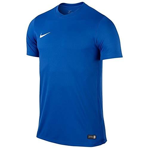 NIKE Herren Kurzarm T-Shirt Trikot Park VI, Blau (Royal Blue/White/463), 2XL